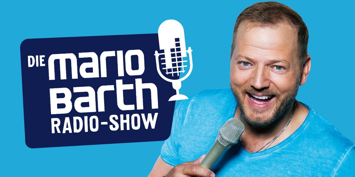 Mario Barth ab heute mit eigener Radio-Show bei 104.6 RTL