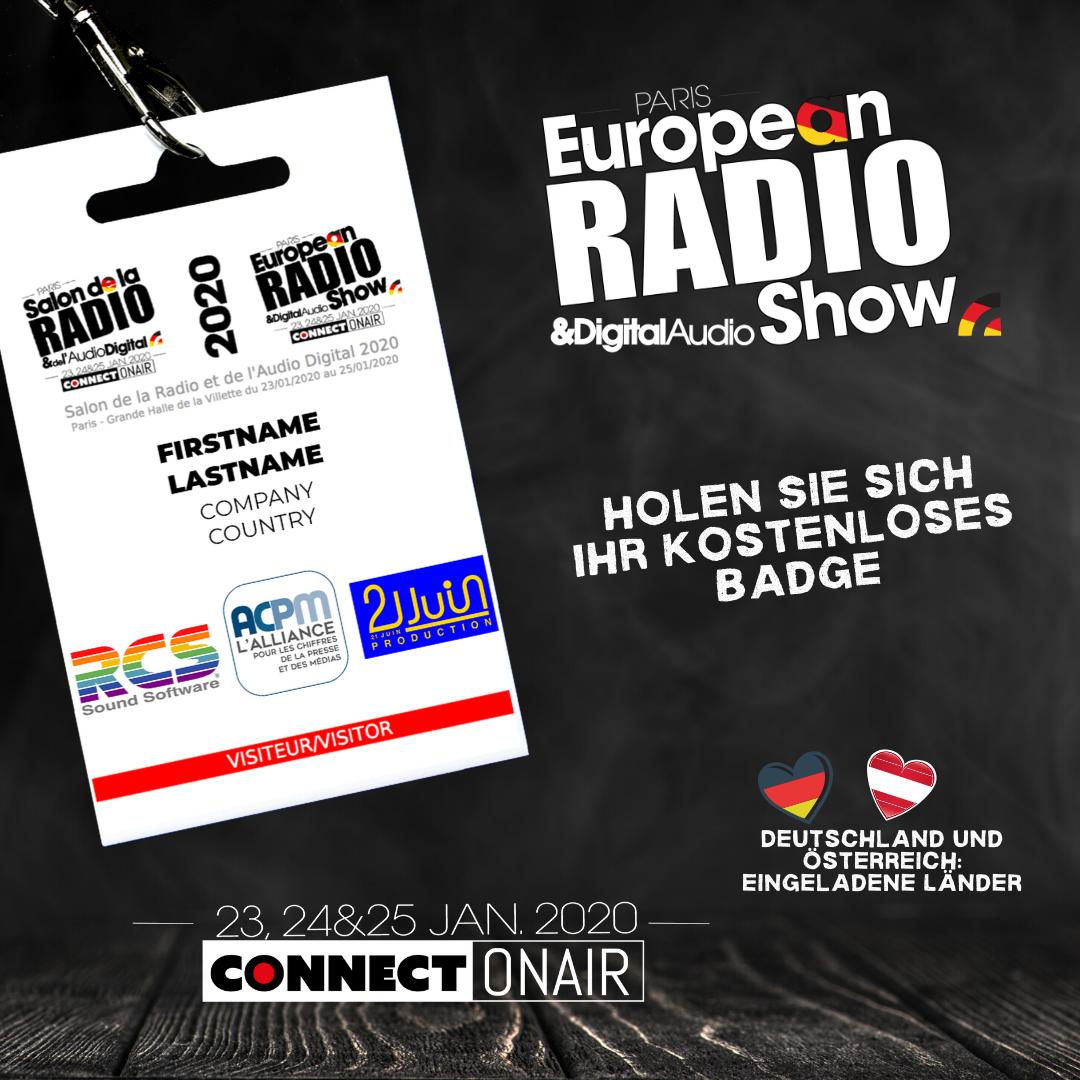 European Radio Show 2020