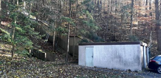 Bunkereingang (Bild: ©Eifeler Radiotage / Daniel Kähler)
