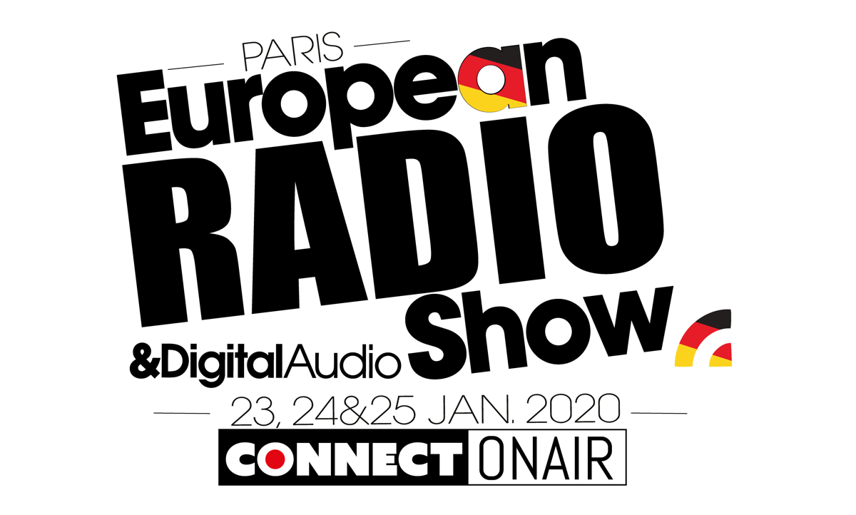 "European Radio Show 2020: ""Solid Radio. Liquid Audio."""