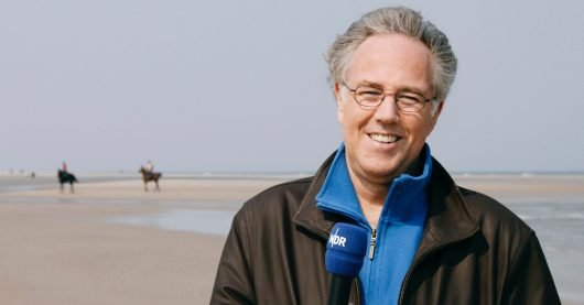 Lutz Ackermann (Bild: NDR/Jörg Teiwes)