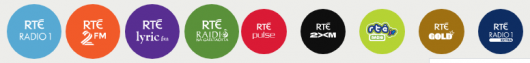 RTE-Radio-Angebote