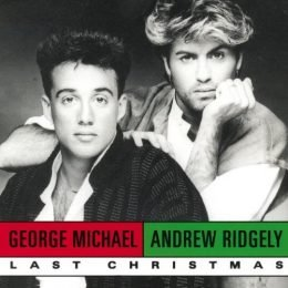 George Michael und Andrew Ridgely – Last Christmas