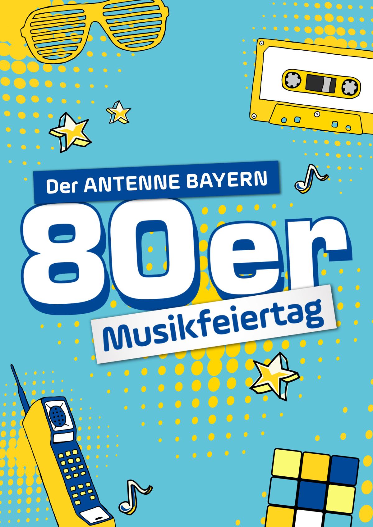 Musikfeiertag (Bild: Antenne Bayern)