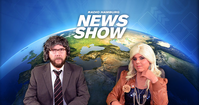 Die Radio Hamburg NEWS-SHOW""
