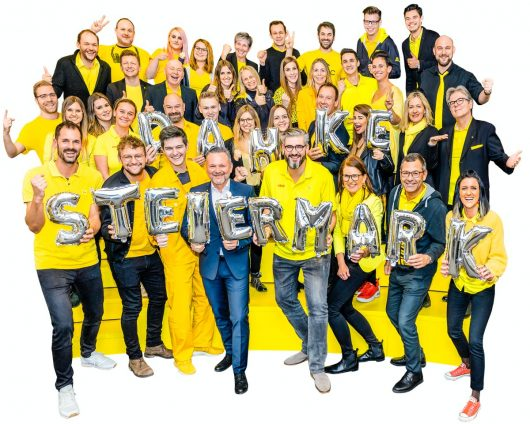 Team Antenne Steiermark (Bild: ©Joergler)