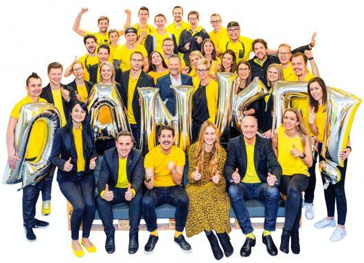 Team Antenne Kärnten (Bild: ©Joergler)