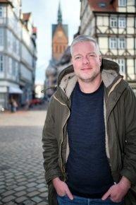 Jens Vogt (Bild: ©Radio Hannover)