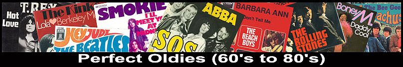 Perfect Oldies (60s to 80s)