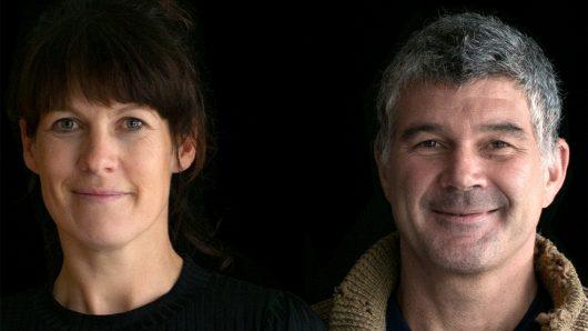 Kathrin Thüring und Tommy Wosch (Bild: ©rbb/Ralf Schuster)