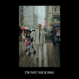 "Baxter Dury ""I'm Not Your Dog"""