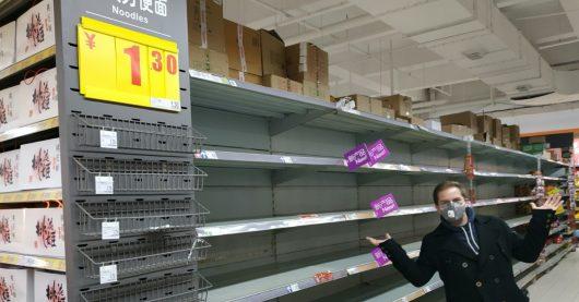 Dominik Brod in China (Bild: Radio Regenbogen 2)