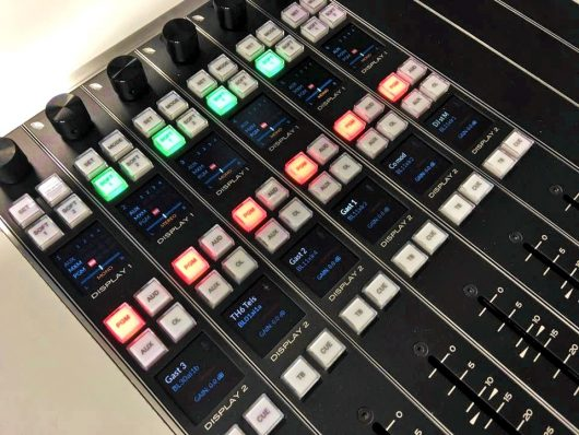 Radio Osnabrueck Studio 3