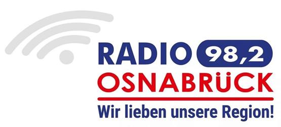 Radio Osnabrück-Logo: Wir lieben unsere Region