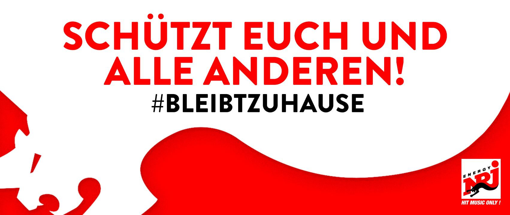 #BLEIBTZUHAUSE