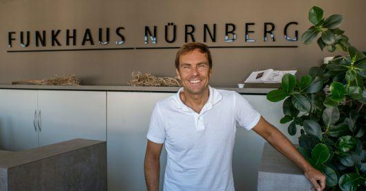 Für seine Nürnberger Radiomacher betriebt Funkhaus-Geschäftsführer Alexander Koller ein umfangreiches Krisenmanagement (Bild: Funkhaus Nuernberg)