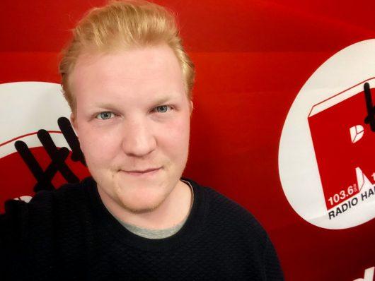 Niklas Naujok (Bild: ©Radio Hamburg)