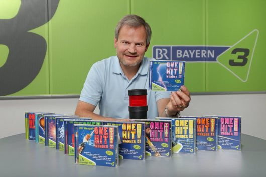 Ulli Wenger mit One Hit Wonder (Bild: ©BR/Markus Konvalin)