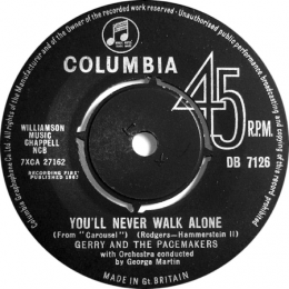 Gerry & the Pacemakers: You'll never walk alone