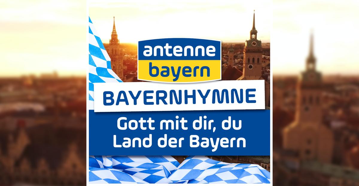 Antenne Bayern Bayernhymne Erobert Platz 1 Der Itunes Downloadcharts Radioszene