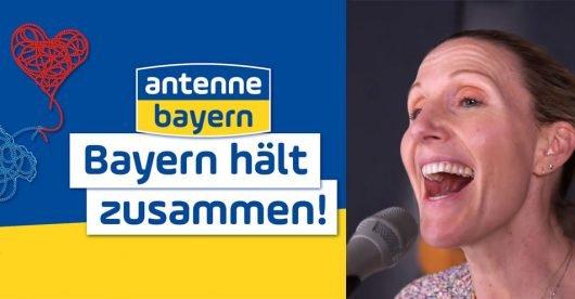 ANTENNE BAYERN schenkt den Bürgern im Freistaat eine neue Interpretation der Bayernhymne (Bild: ©ANTENNE BAYERN)