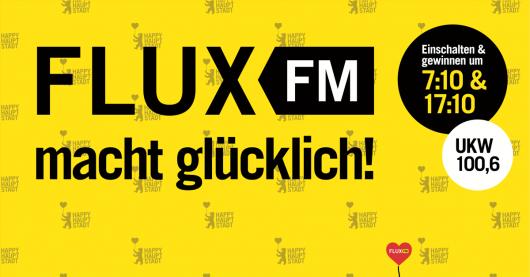 FLUX FM macht glücklich