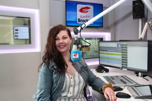 Karen Scholz- Die neue Stimme am Vormittag bei Radio Brocken (Bild: ©Radio Brocken)