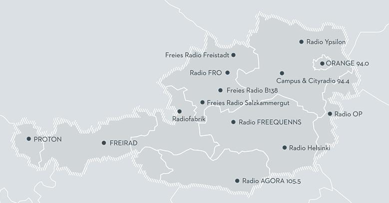 Freie Radios in Österreich