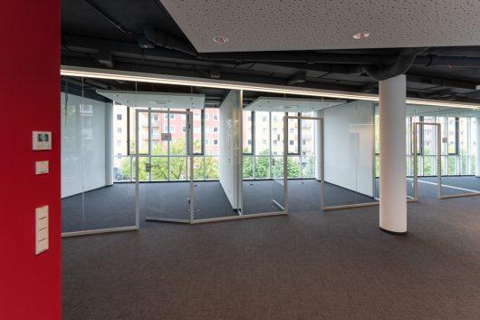 Büros für die Heads (Bild: ©Radio Gong 96,3)