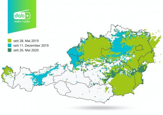 Digitalradio Österreich Stand Mai 2020