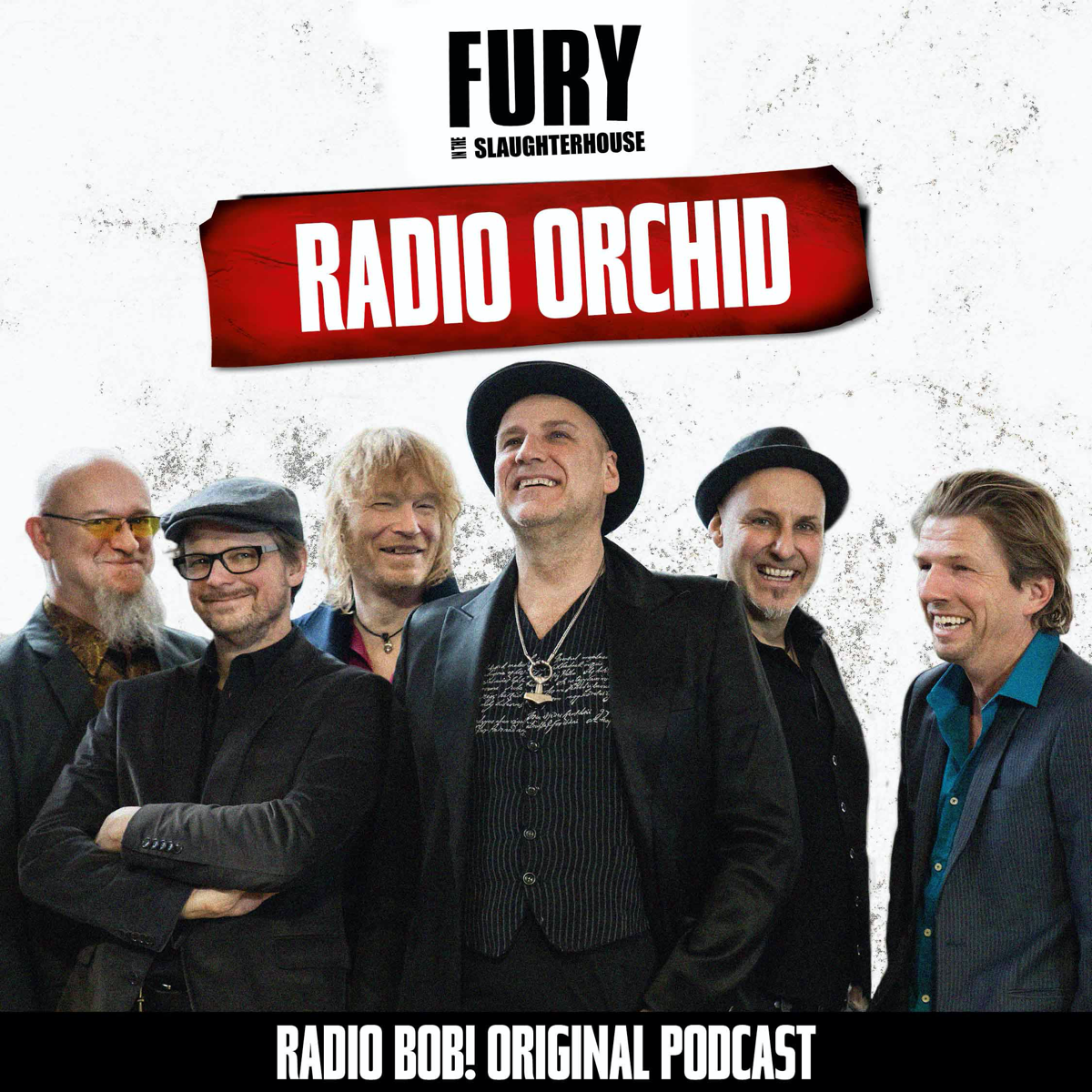"""RADIO ORCHID"" geht am 17. Mai bei RADIO BOB! on air"