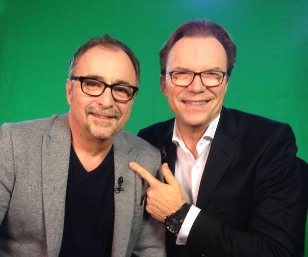 Kultmoderatoren Jurgen Karney Und Wolfgang Lippert Nach 30 Jahren Zum Ersten Mal Gemeinsam Auf Sendung Radioszene