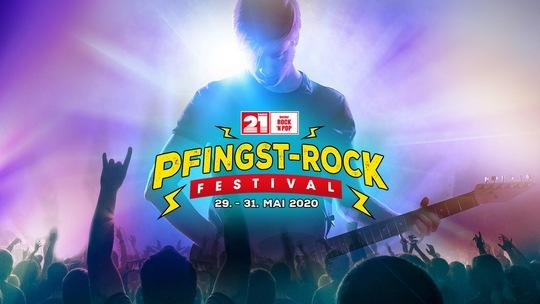 RADIO 21 PFINGST-ROCK-FESTIVAL