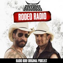 "The BossHoss starten mit ""Rodeo Radio"" bei RADIO BOB!"