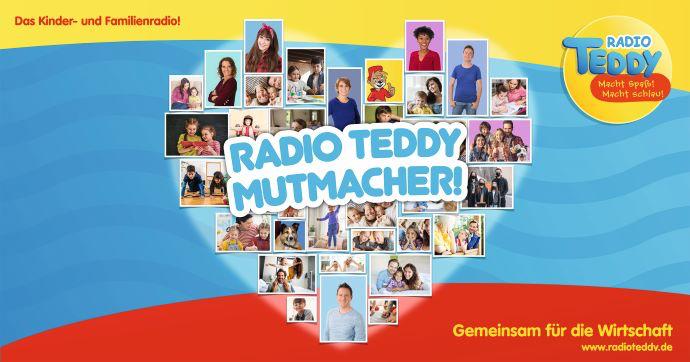 Radio TEDDY-Mutmacher