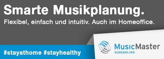 MusicMaster – Smarte Musikplanung.