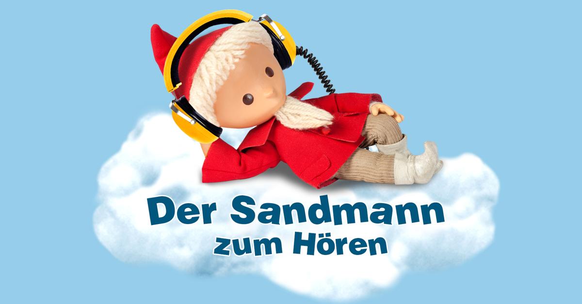 Der Sandmann kommt ab 1. Juni ins Radio zu Antenne Brandenburg vom rbb