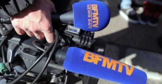 BFMTV (Bild: screenshot franceinfo)