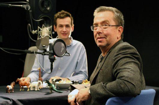 Daniel Kähler und Dr. Mario Ludwig (Bild: @Radio Bremen/Martin von Minden)