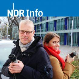 NDR INFO-Podcast: Die Zwei von der Ladesäule