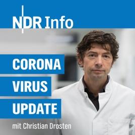 """NDR Info Podcast """"Das Coronavirus-Update"""""""