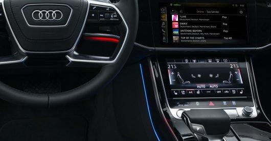 radio.de bringt mit Apple CarPlay eine umfassende Podcast und Webradio Auswahl ins Auto