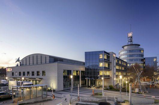 SWR Funkhaus Mainz (Bild: © SWR/Jürgen Pollak)