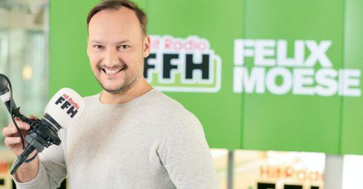 Felix Moese (Bild: HIT RADIO FFH)