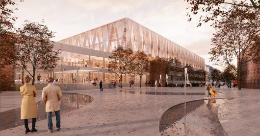 rbb-medienhaus (Bild: rbb/Baumschlager Eberle Architekten)
