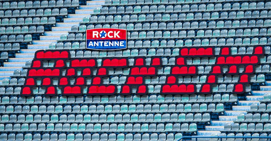 ROCK ANTENNE-Hörer wählen Europas größte Rockstars bei der ROCK EM 2020