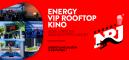 Am 8. Juli startet das ENERGY VIP ROOFTOP KINO