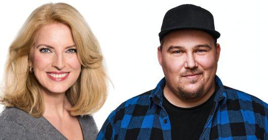 Birgit Hahn und Onni Schlebusch (Bild: ©Radio Hamburg)