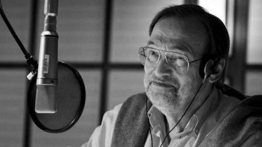 Christian Bienert starb am 7. Juli. (Bild: Deutschlandradio/Bettina Straub)