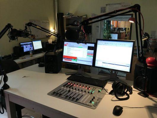 RADIO GERETSRIED-Studio (Bild: Felix Leipold)